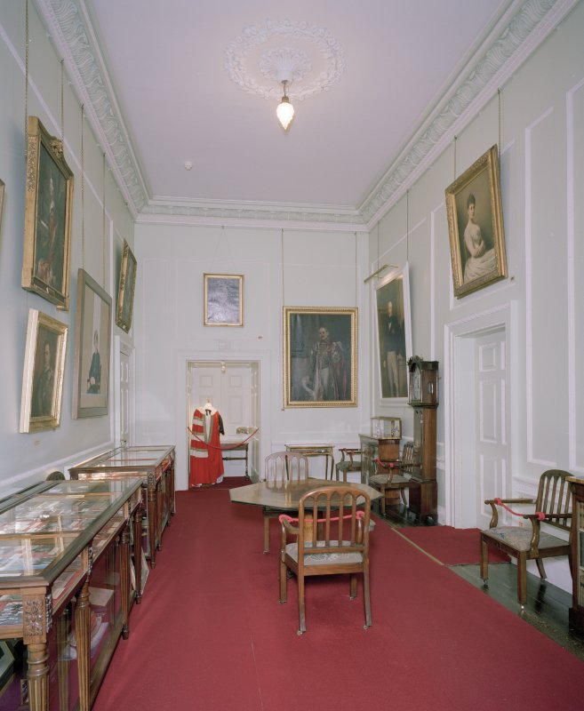 Interior. 1st floor. Dining Room. Ante Room