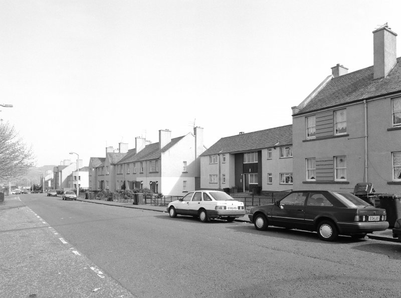General view of the Craigmillar Housing Scheme