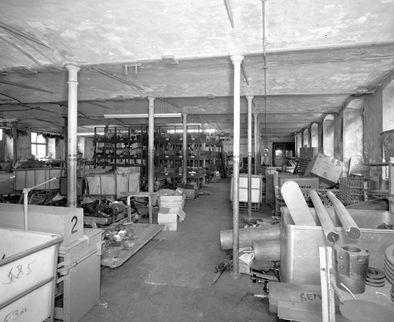 Interior. View ofstore room