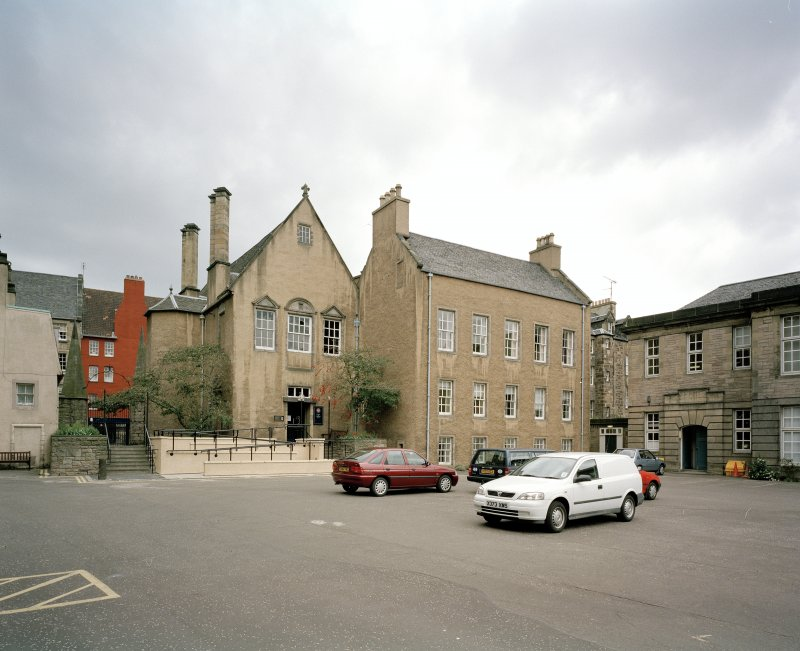 View of Moray House from South West