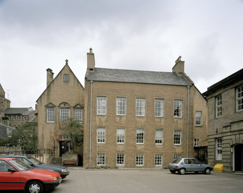 View of Moray House from South