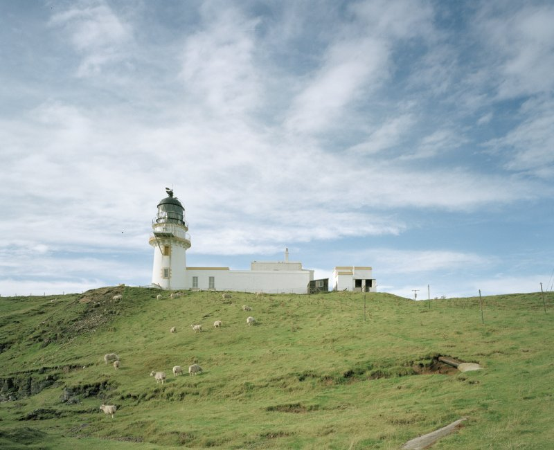 General view of lighthouse from E (seaward side)