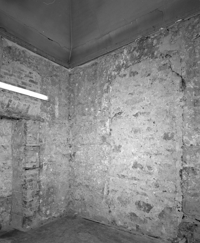Interior. Room UG-20 View from South West