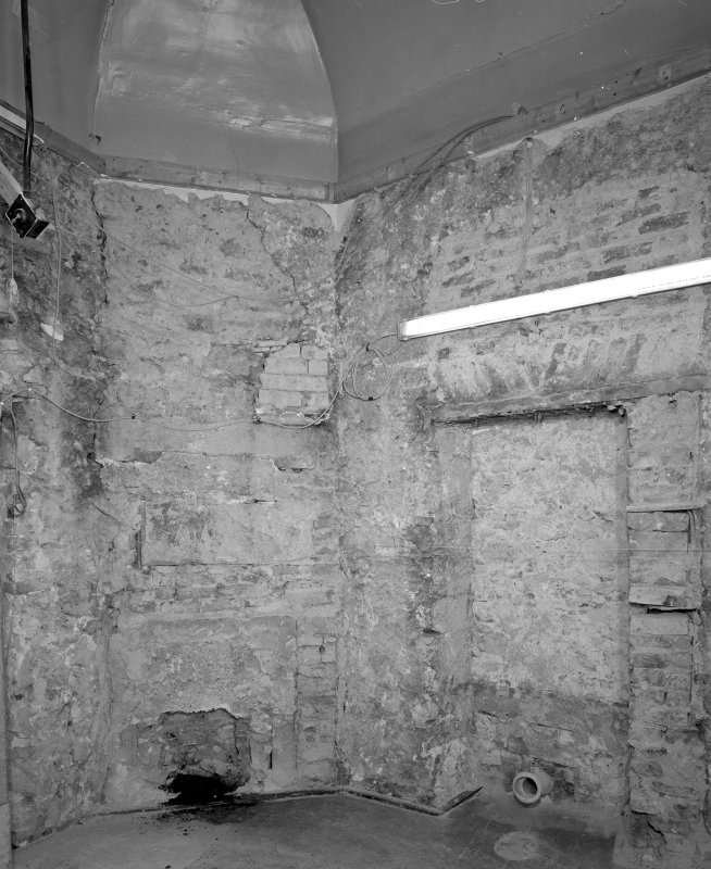 Interior. Room UG-20 View from South East