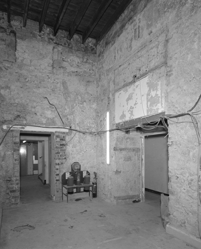 Interior. Room UG-25 View from North West