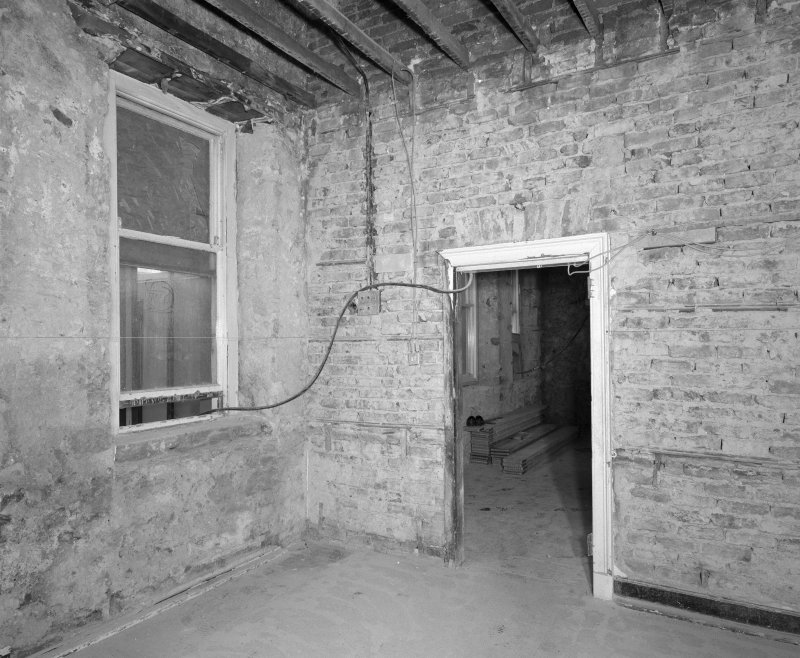 Interior. Room UG-08 View from South West