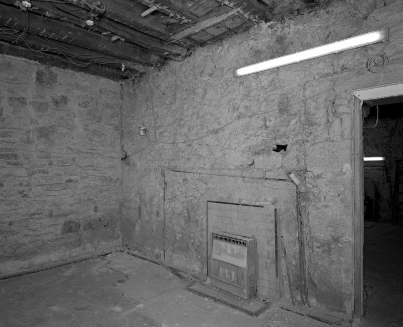 Interior. Room FF-14 View from South West