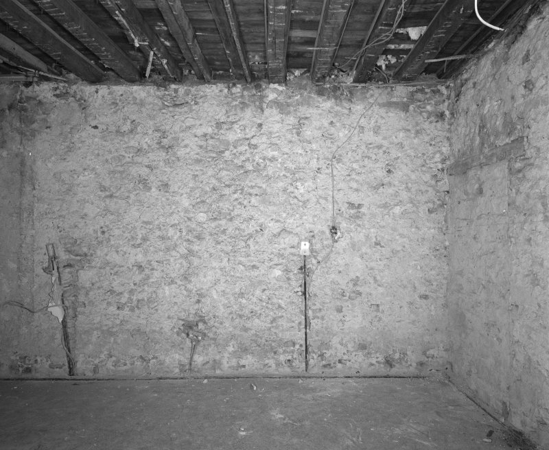 Interior. Room FF-21 View of East wall