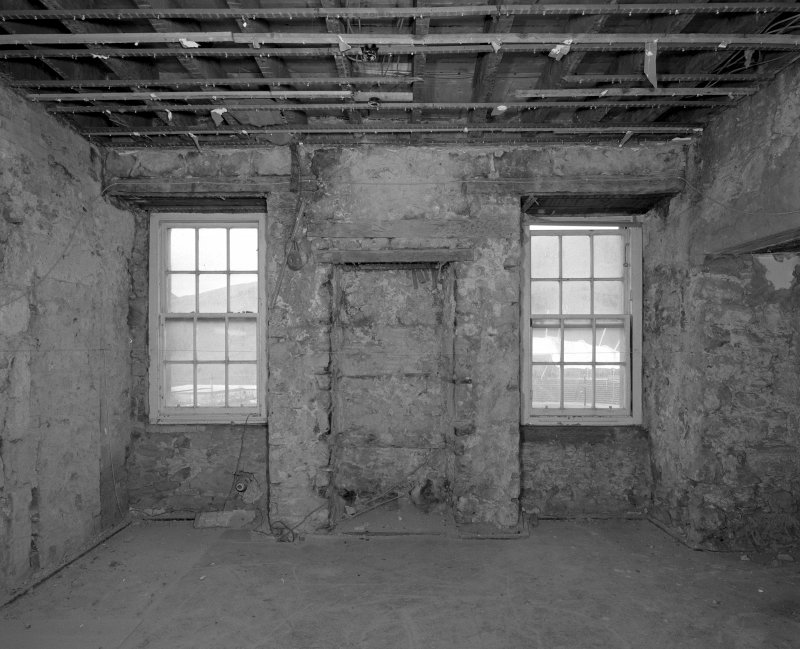 Interior. Room SF-13 View of South wall
