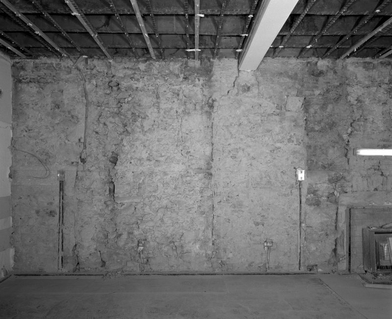 Interior. Room SF-13 View of East wall