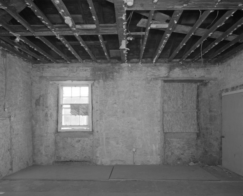 Interior. Room TF-06 View of South wall
