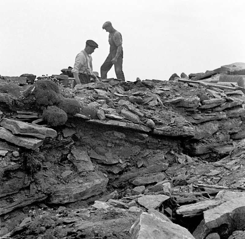Excavations at Ness of Burgi