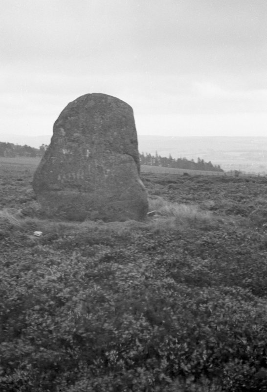 Fowlis Wester stone circles, cairn and standing stones.