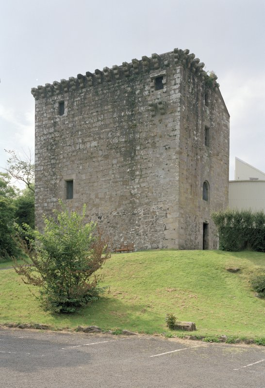 View of Tower from South