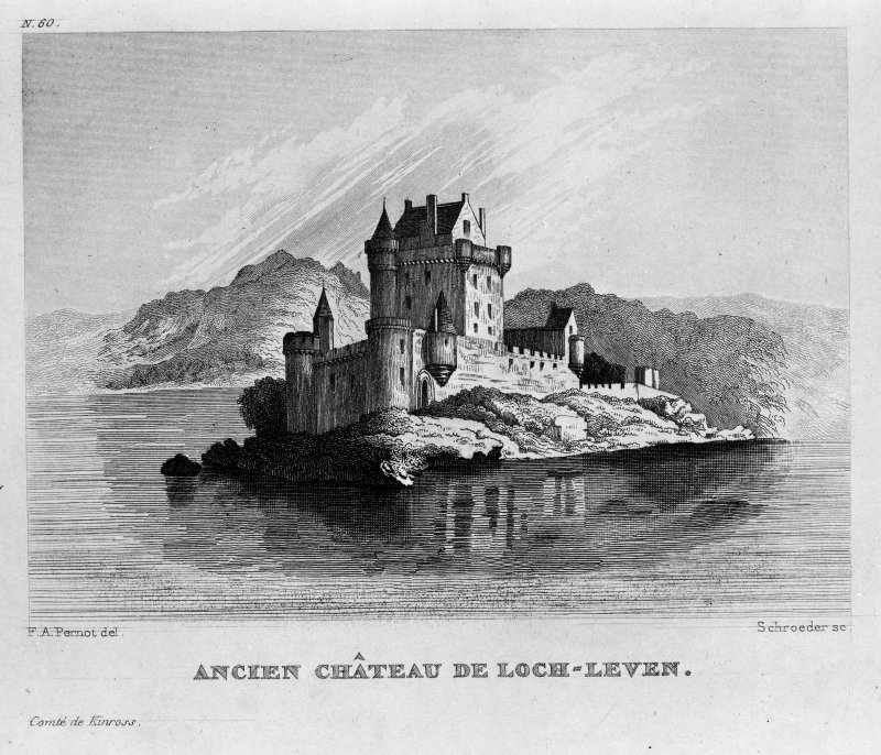 Photographic copy of lithograph showing general view.