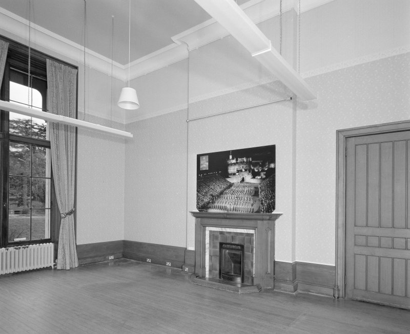 View of West sitting room  from East