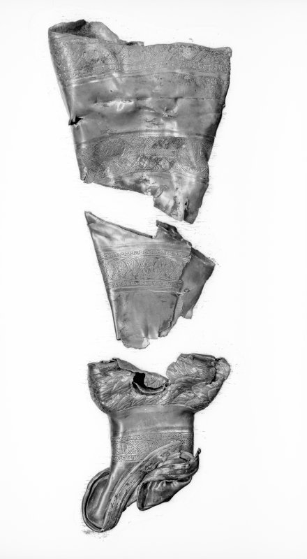 Portions of a flagon (No.4)