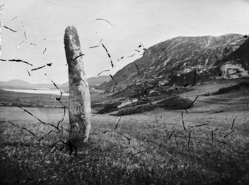 Standing stones at Lower Kilchattan, Colonsay .