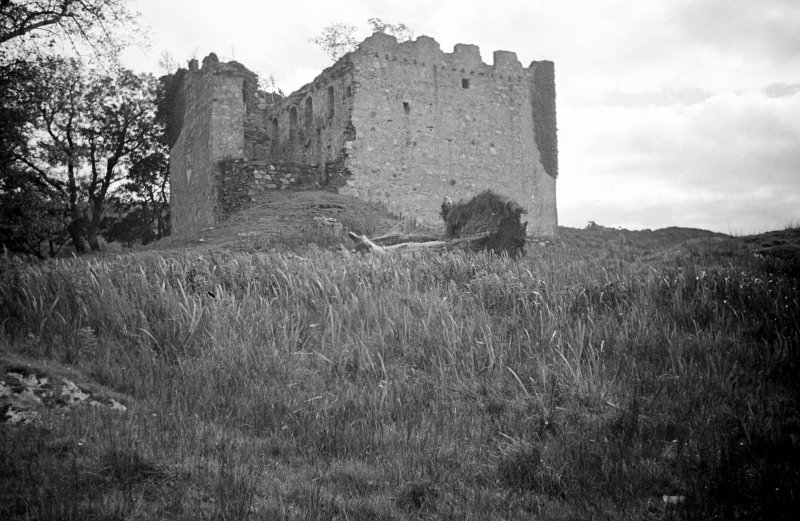 Castle Lachlan. General view from NW.