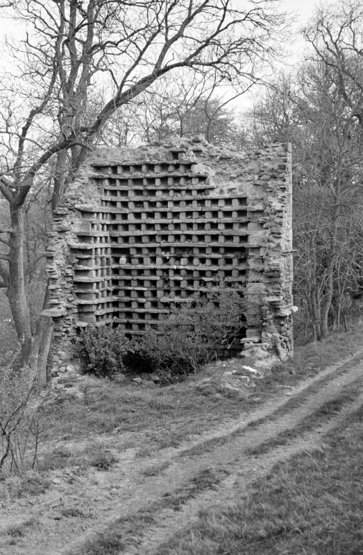 Jerviswood. View of dovecot.