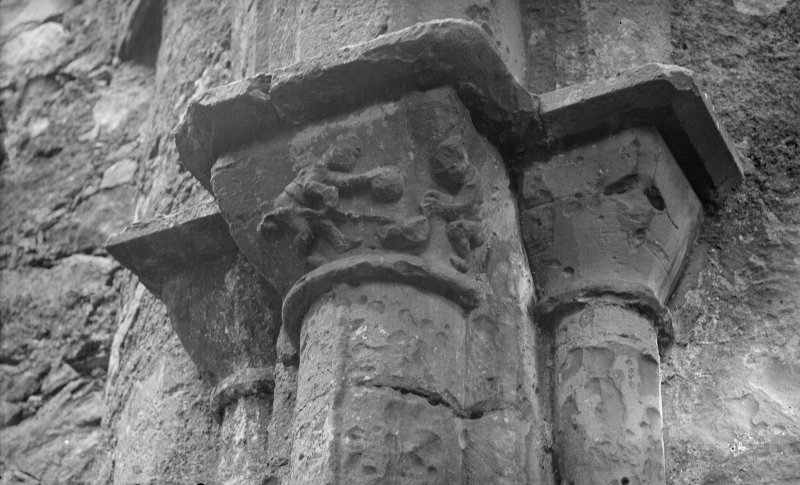 Iona Abbey Capitals
