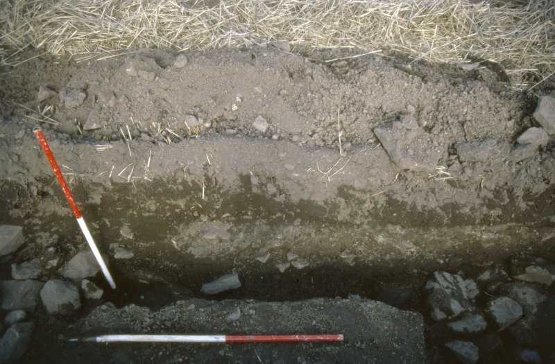 Slide 5/29. Trench I Section
