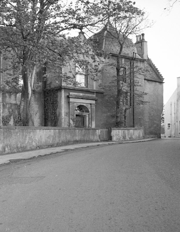 View of Harlawhill House, Prestonpans, from N.