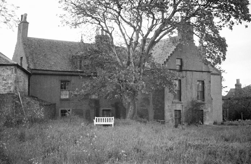View of Harlawhill House, Prestonpans, from S.