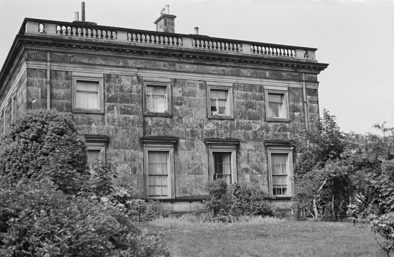 Duddingston House View of South front