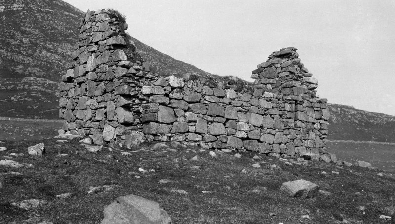 Chapel, Rudh' an Teampuill.