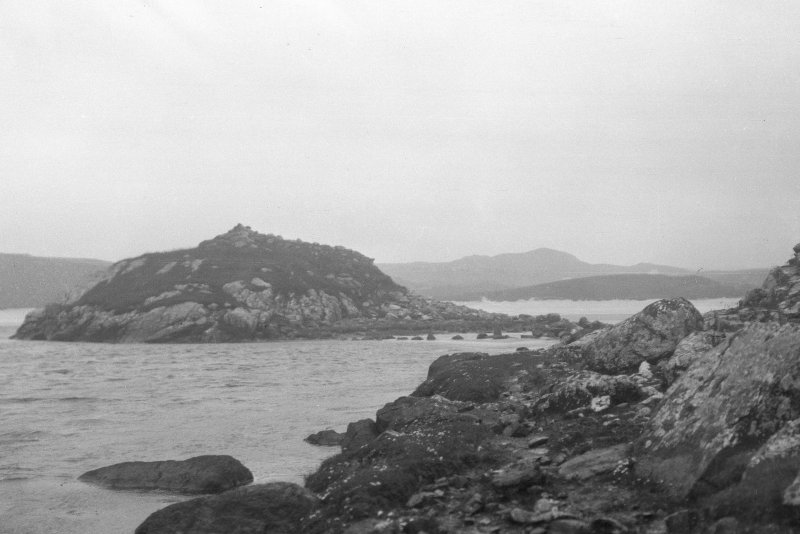 Dun Borranish, Lewis, general view.