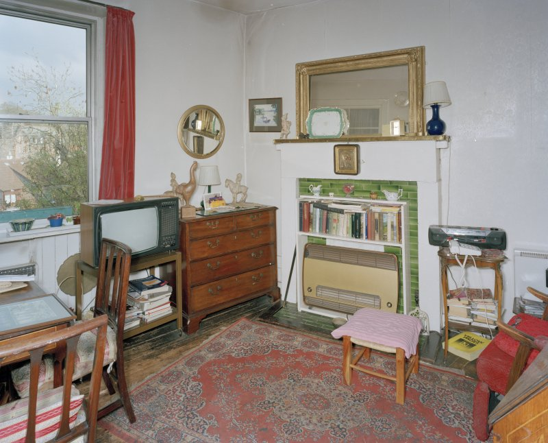 First floor, living room, view from South West