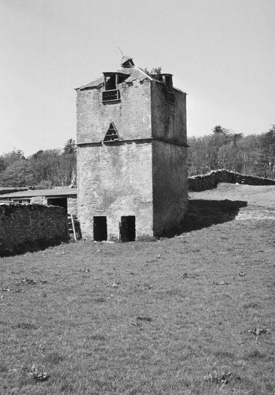 General view of dovecot at Glasserton Home Farm