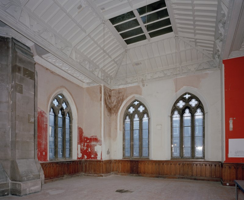 View of first floor South West room from North North West