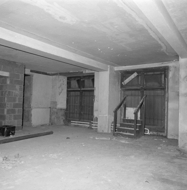 Basement. View of Southy West room from North West