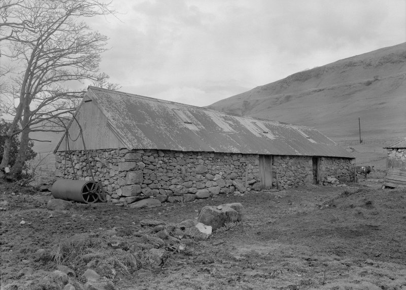 Auchindrain, Building J. General view.