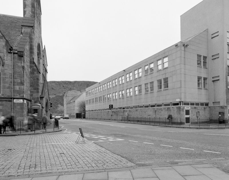 1970's Office Building  View of Horse Wynd frontage from SE