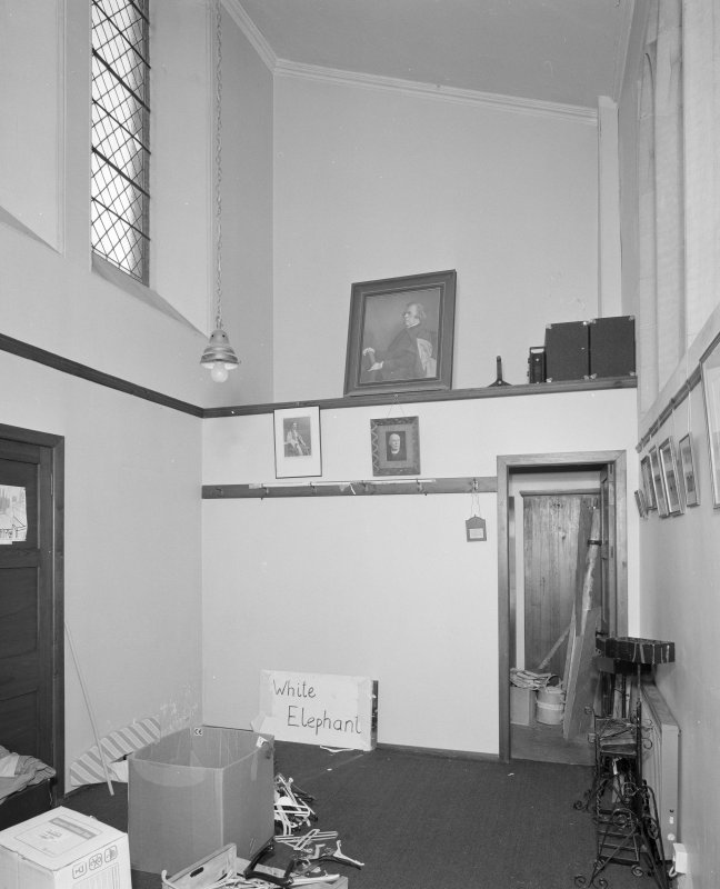 View of side room