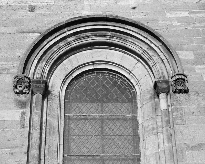 Detail of window