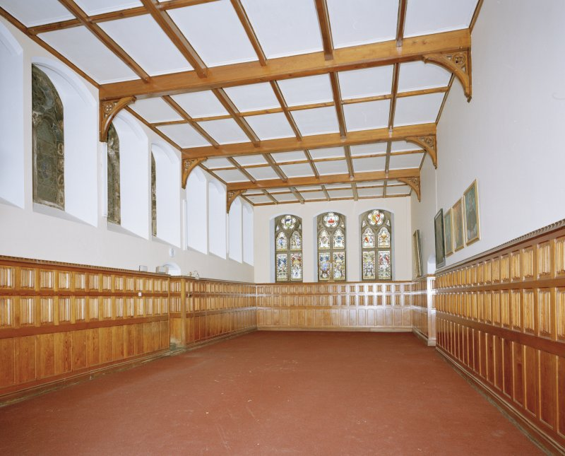 View of refectory from South West