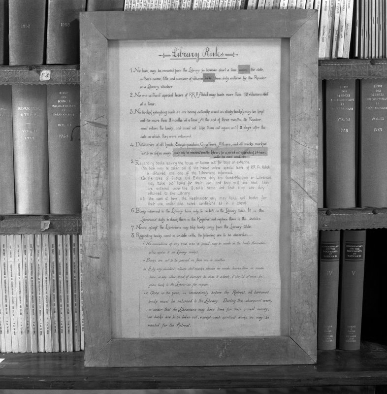 Detail of library 'rules'