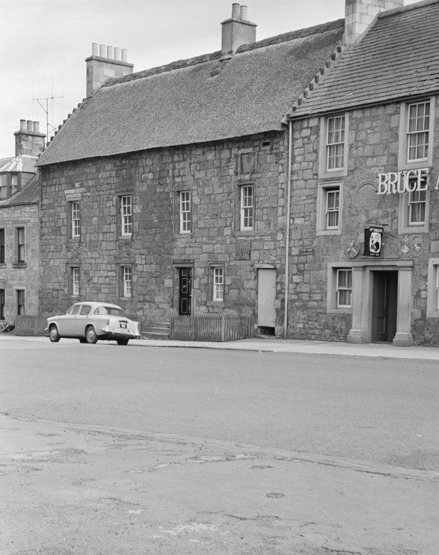 View of Moncrief House, High Street, Falkland