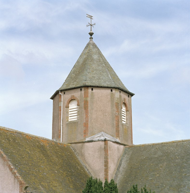 Central tower from south west