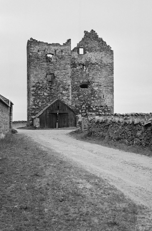 General view of Eden Castle