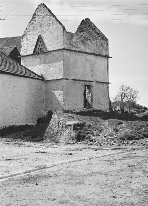 General view of Cutreoch dovecot