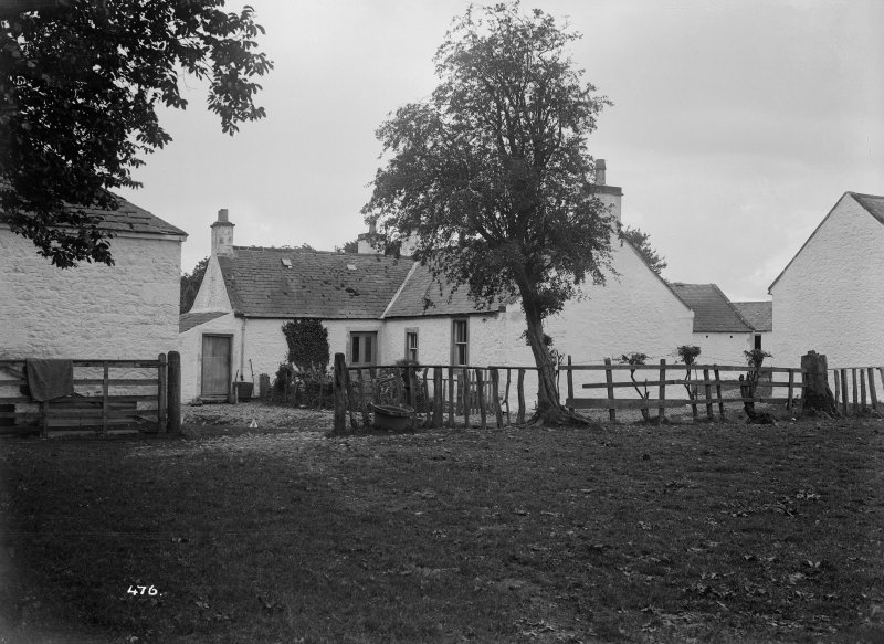 View of Ellisland farmhouse from N.