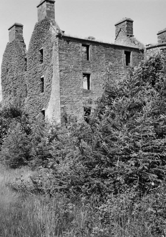 View of Ravenstone Castle