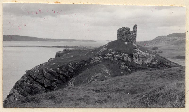 Photograph, copied from OS '495' card