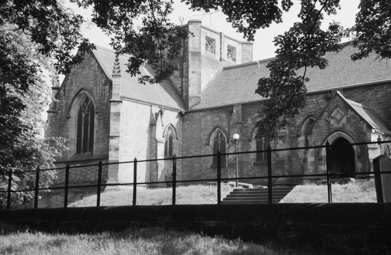 General view of All Hollows Church, Inchinnan.