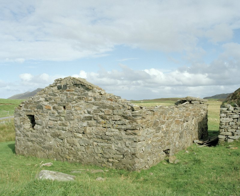 Byre, view from SW